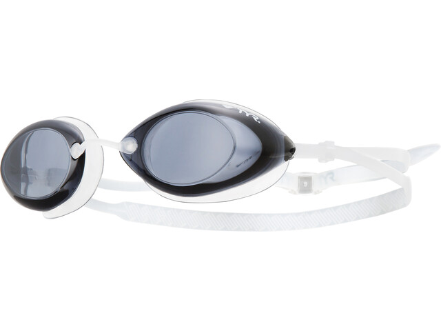 TYR Tracer Racing Lunettes de protection, smoke